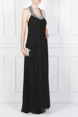Willemma Silk-chiffon Gown-2