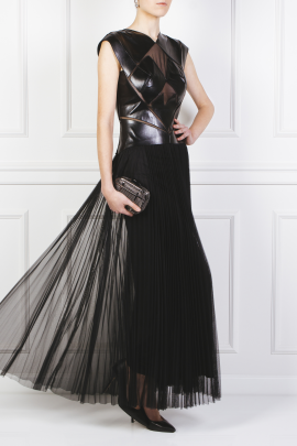 * Ola Black Gown-3