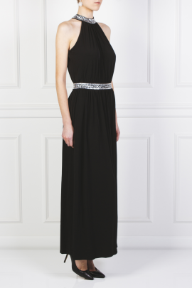 Embellished Stretch Gown -3