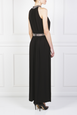 Embellished Stretch Gown -5
