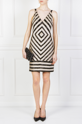Collection Chevron Dress-1