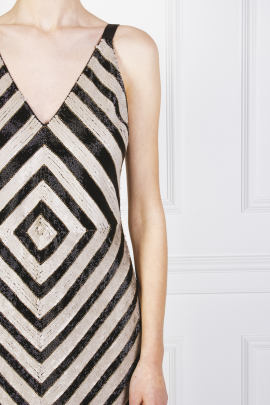 Collection Chevron Dress / VILNIUS -6