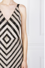 Collection Chevron Dress