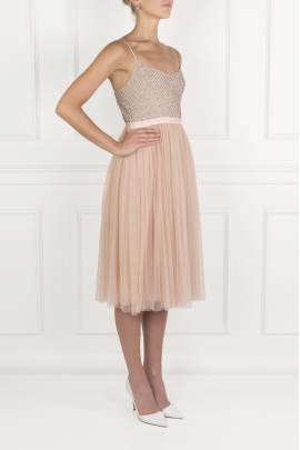 Peach Ballet Dress / VILNIUS-1