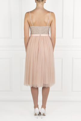 Peach Ballet Dress / VILNIUS-2