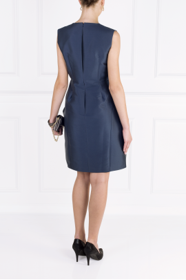 Eliza Satin-twill Dress /VILNIUS-3