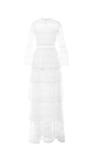 White Liliane Dress