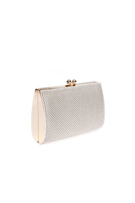 Champagne Brass Elegant Bag-2